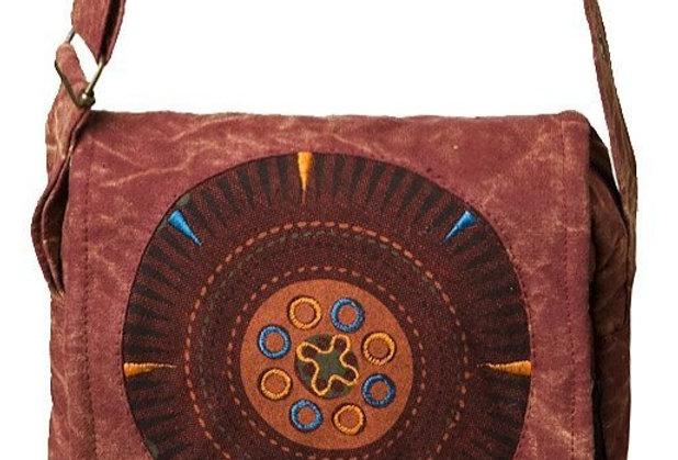 Mandala Shoulder Bag