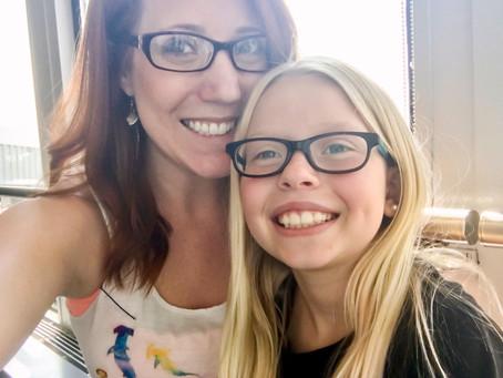 How CF Has Shaped My Motherhood Experience