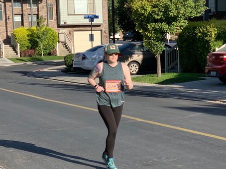 Marathon Training with CF