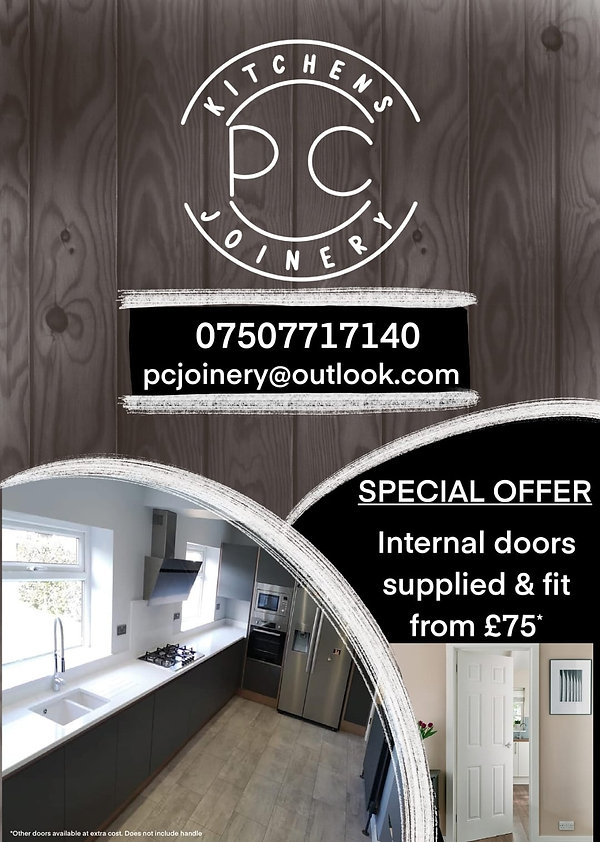 PC Kitchens & Joinery 2020 offer