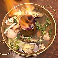 Pot(32oz.) Mixed Vegetable Soup