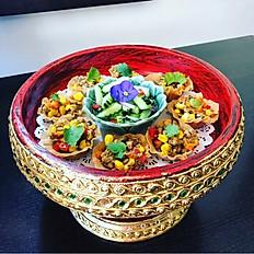 Thai Golden Cups (Kratong Thong)