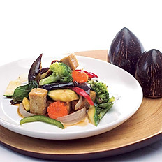 Jay Basil Eggplant