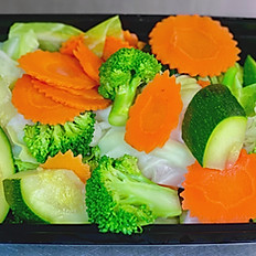 Small Steamed Vegetables