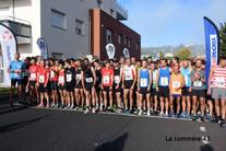 Dimanche dernier le club du Velay Athlétisme organisait le 10km de Chadrac. Au terme de la course, u