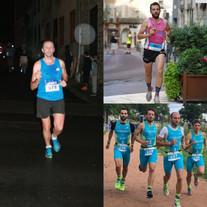 Après la victoire d'Anais au semi-marathon de Lyon, les gars du Team Coach JeanJean.com nous ont
