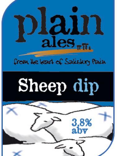 Sheep Dip 3.8%