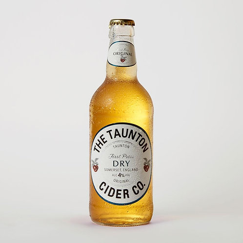 Taunton Dry 4.0%
