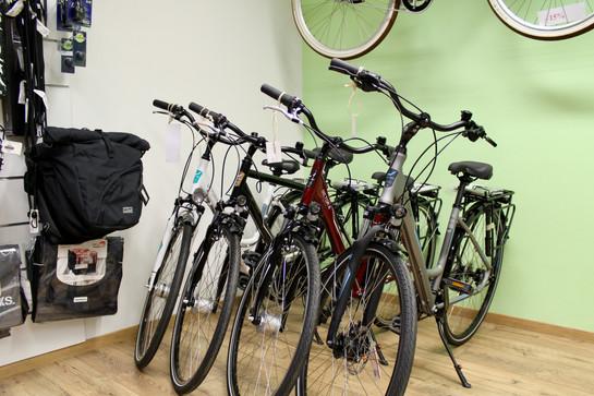 Les vélos de ville