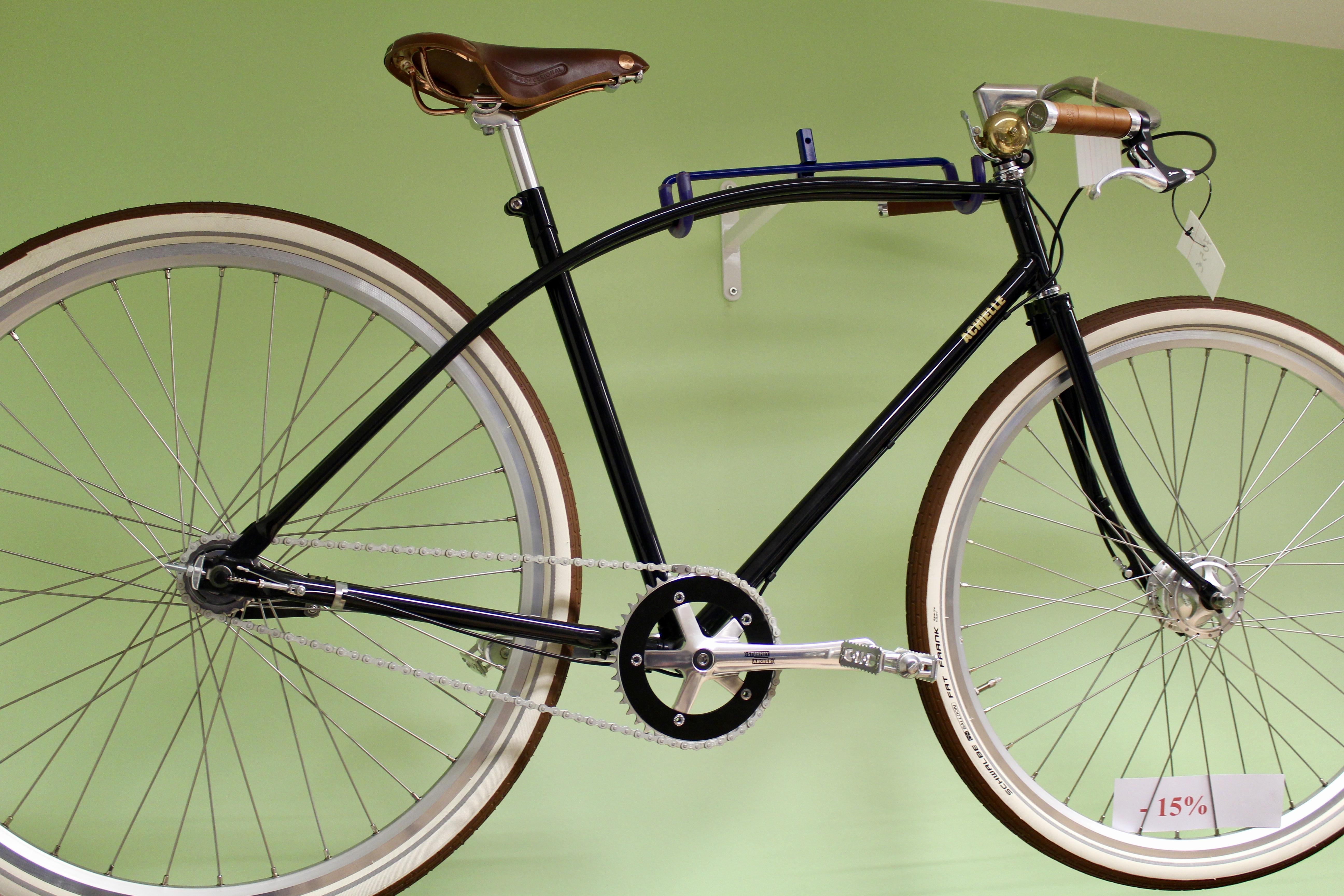 Vélo achielle