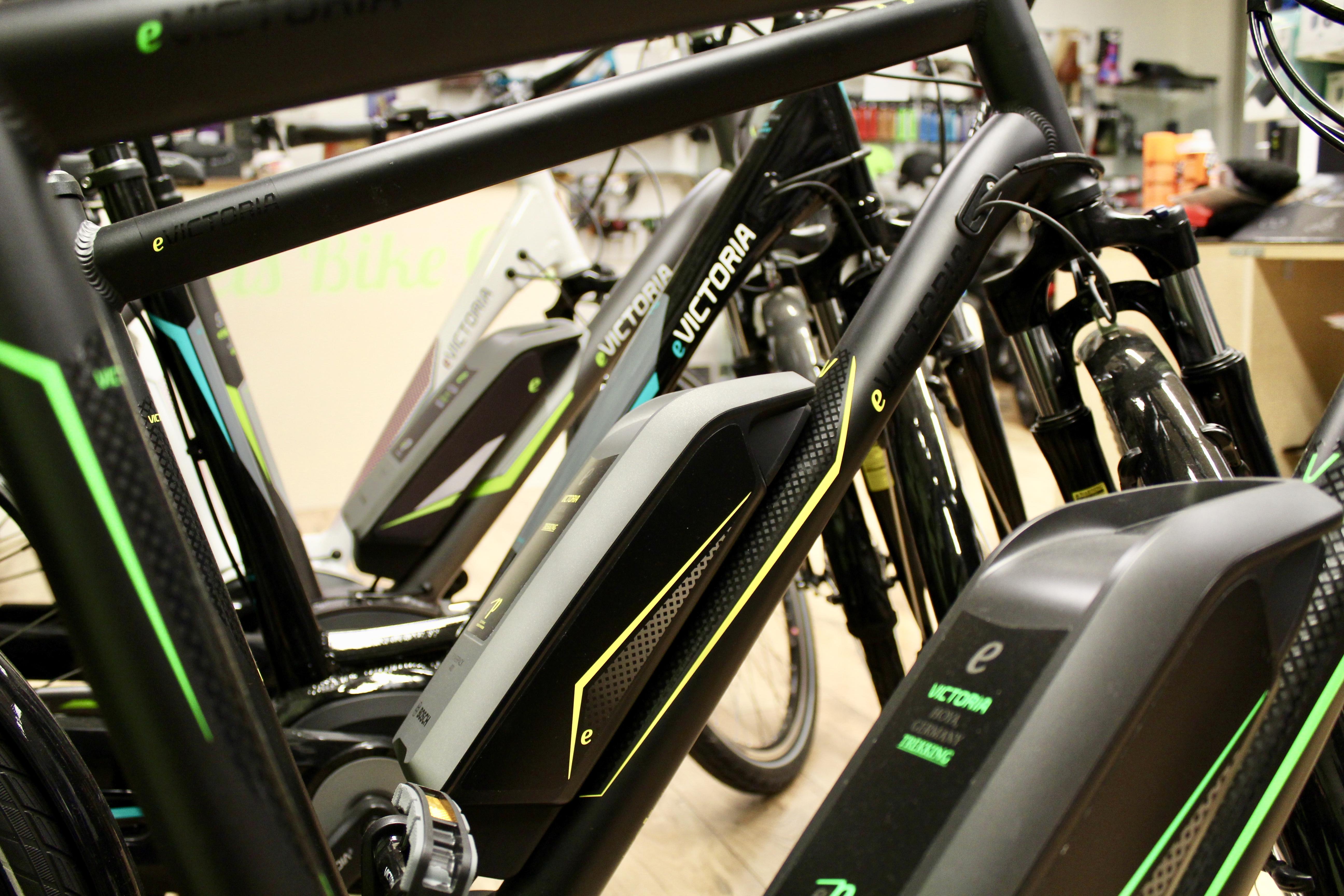 les vélos électriques Victoria