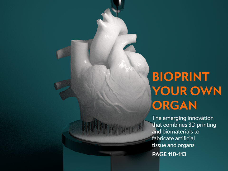 Bioprint Your Own Organ