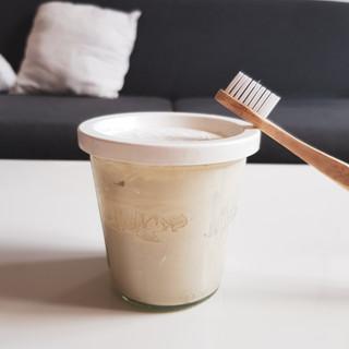Dentifrice Zéro Déchet