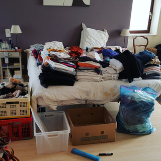 Mission de Home Organising en cours...