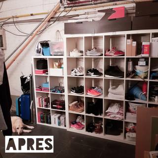 Garage APRES