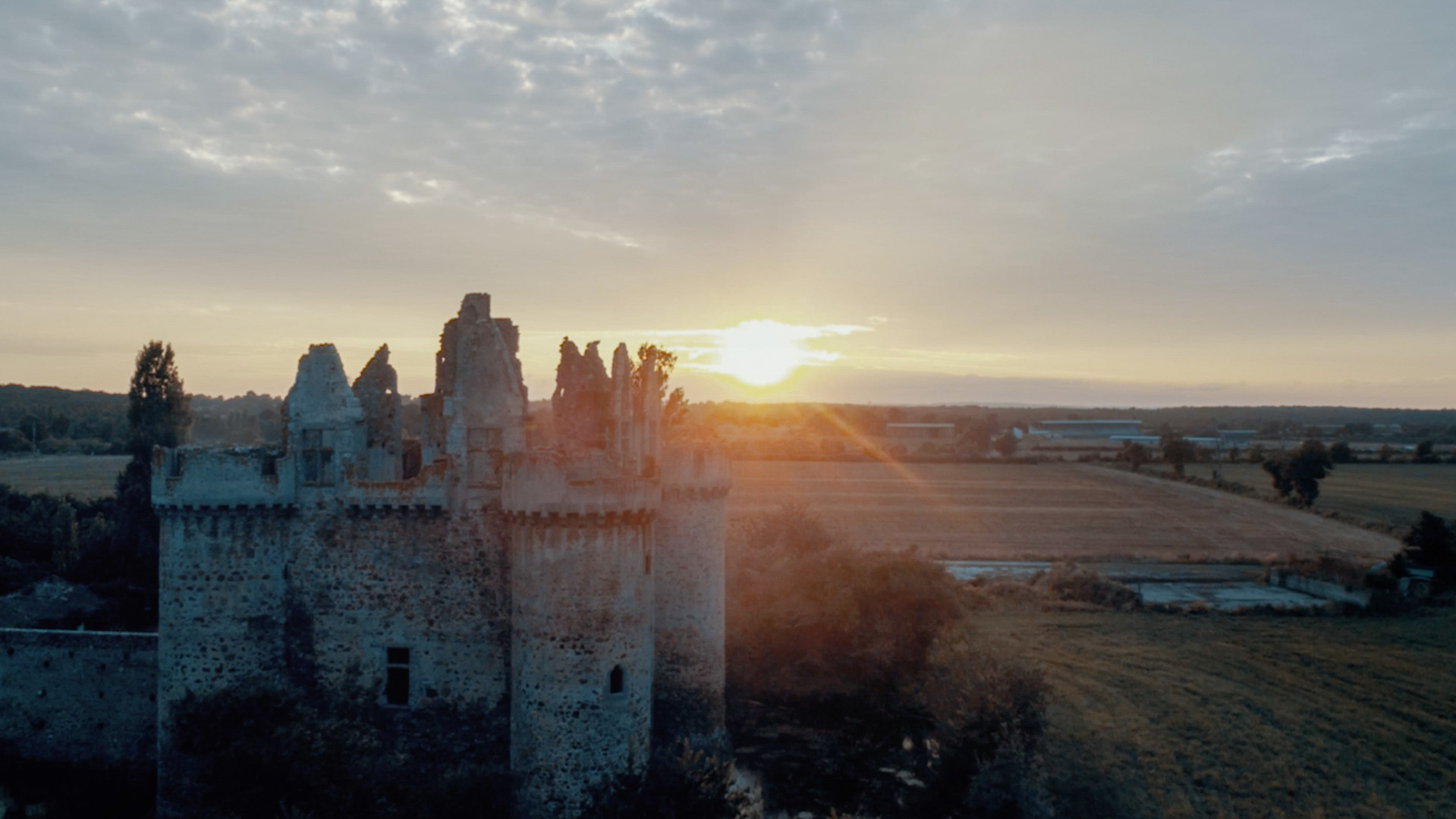 Château fort de l'Ebaupinay