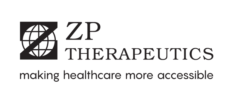 ZP Therapeutics Logo in Black.png