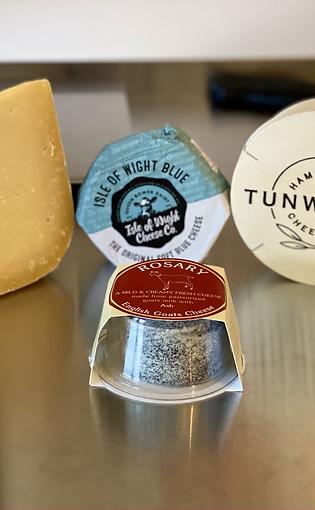 'Local Hero'  4 Cheeses (£25)