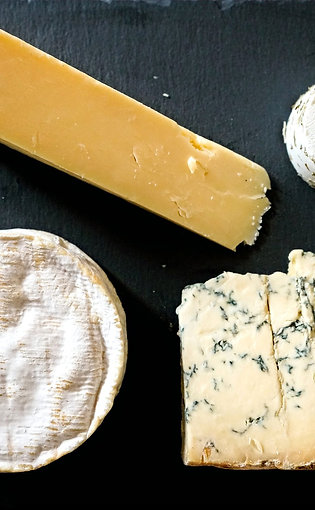 'The Classic' 4 Cheeses (£20 or £25)
