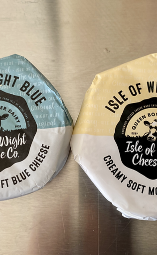 Isle of Wight Duo (Blue & Soft)