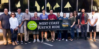 Project Truth's First Justice Ride