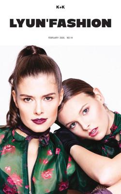 Editorial for LYUN magazine