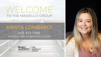 Welcome Krista Lombardi!