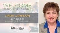 Welcome Linda Lampron