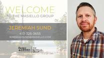 Welcome Jeremiah Sund!