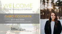 Welcome Darci Goodwin