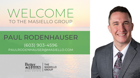 Welcome to our New Agent!