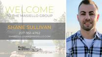 Welcome Shane Sullivan!