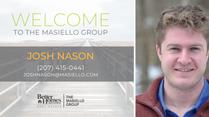Welcome Josh Nason!