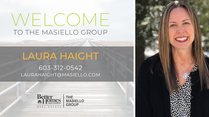 Welcome Laura Haight