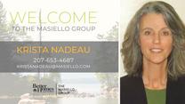 Welcome Krista Nadeau!