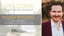 Welcome Morgan Bothwell
