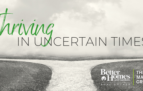 Thriving in Uncertain Times - Part 5