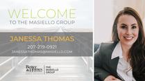 Welcome Janessa Thomas!