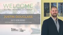 Welcome Justin Douglass