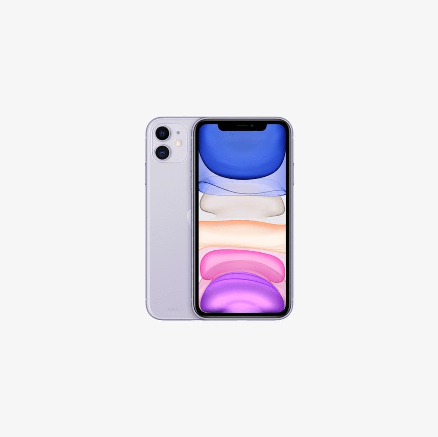 Riparazione vetro iPhone 11