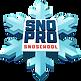 snopro snoschool logo