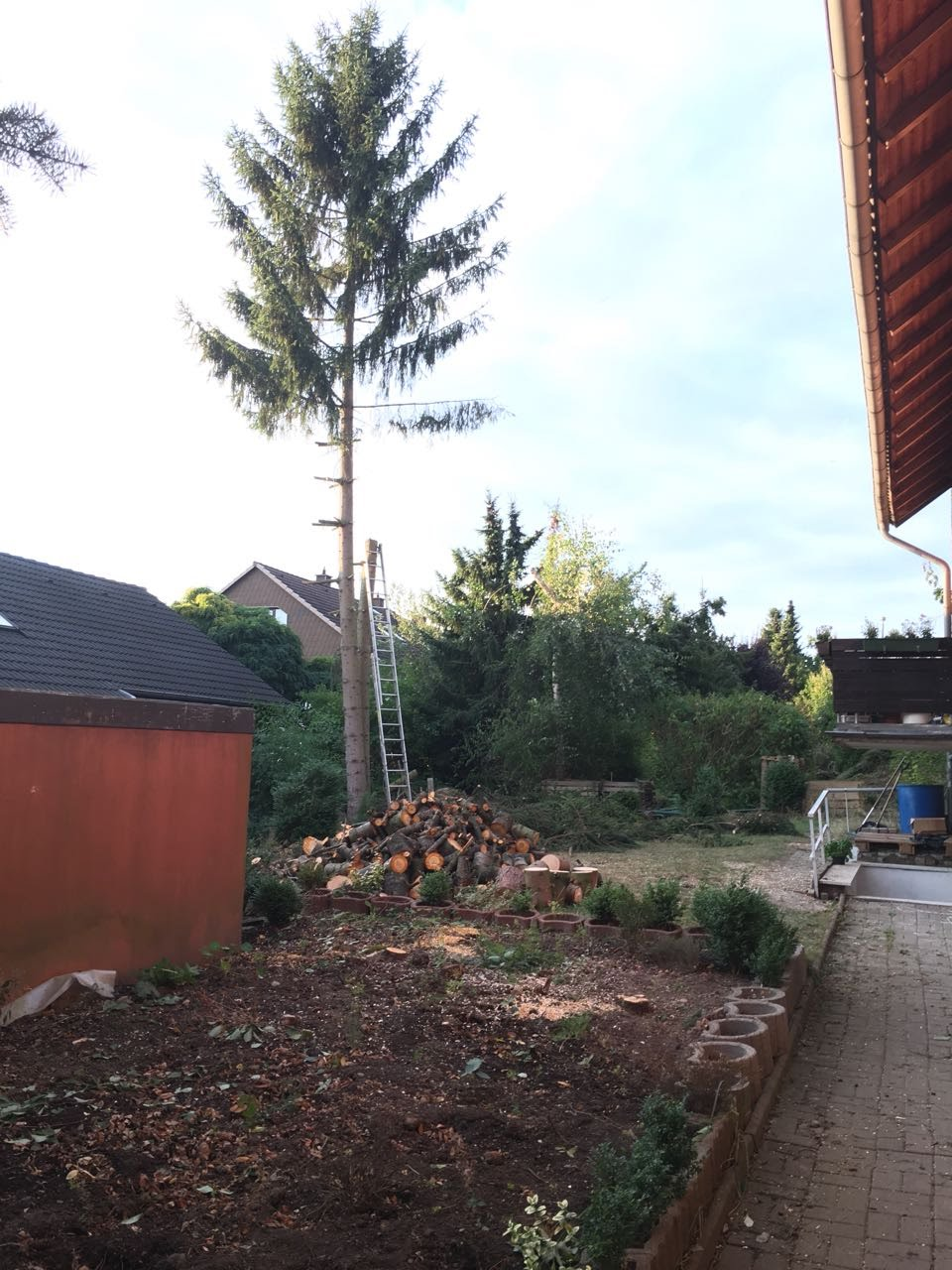 Gartenarbeiten in Northeim