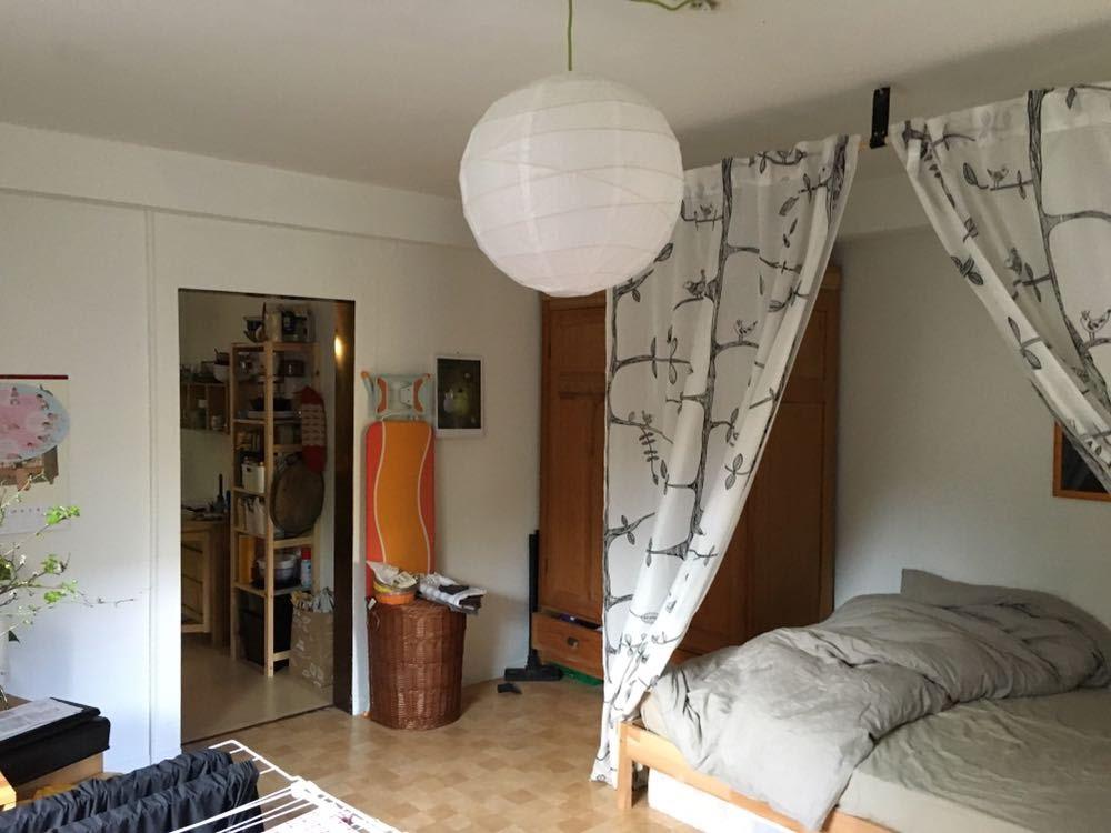 Wohnung Northeim Schlafzimmer