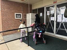 Community fridge open in Riverside neighborhood