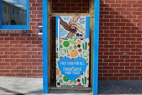 Second community fridge delivered to Wilmington's Riverside community