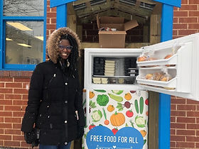 Free, healthy food and some gourmet treats in Wilmington's community fridges