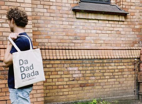 [sale]『Da Dad Dada』ボイスエッセイの公開とトートバッグ販売のお知らせ