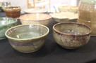 Pottery at Mistletoe Market