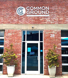 Common Ground Coffee Shop
