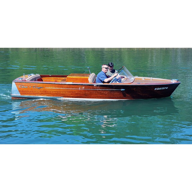 Don't miss the Antique Boat Show next Saturday, April 18th at Hartwell Marina